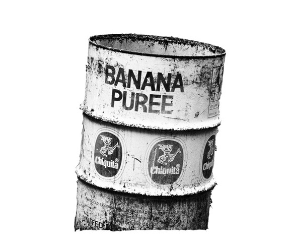 banana puree / panama